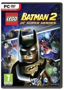 Lego Batman 2: DC Super Heroes (PC) cheap key to download
