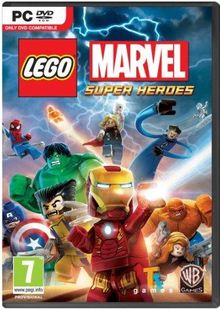 LEGO Marvel Super Heroes PC cheap key to download