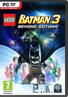 LEGO Batman 3: Beyond Gotham PC billig Schlüssel zum Download
