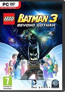 LEGO Batman 3: Beyond Gotham PC cheap key to download
