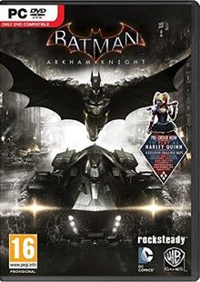 Batman: Arkham Knight PC clave barata para descarga