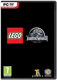 Lego Jurassic World PC cheap key to download