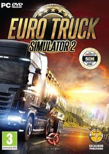 Euro Truck Simulator 2 PC billig Schlüssel zum Download