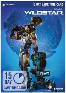 WildStar 15 Day Game Time Card PC cheap key to download