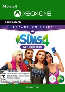 The Sims 4: Get Together Xbox One cheap key to download