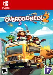 Overcooked 2 Switch cheap key to download