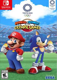 Mario & Sonic at the Olympic Games Tokyo 2020 Switch clé pas cher à télécharger