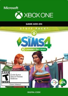 The Sims 4: Laundry Day Stuff Xbox One cheap key to download