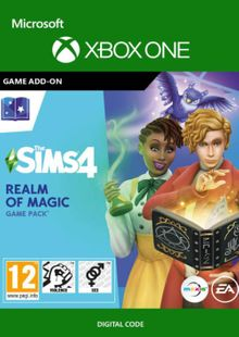 The Sims 4: Realm of Magic Xbox One cheap key to download
