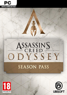 Assassins Creed Odyssey Season Pass PC cheap key to download