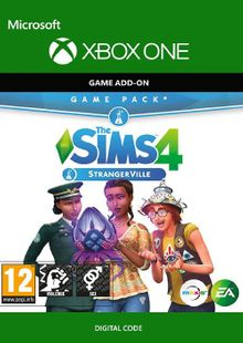 The Sims 4: StrangerVille Xbox One cheap key to download