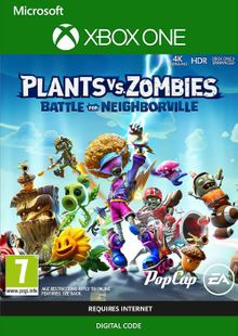 Plants Vs. Zombies: Battle for Neighborville Xbox One cheap key to download