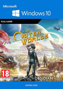 The Outer Worlds - Windows 10 PC clé pas cher à télécharger