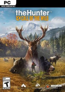 The Hunter Call of the Wild - 2019 Edition PC (EU) cheap key to download