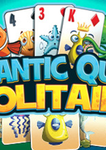 Atlantic Quest Solitaire PC cheap key to download