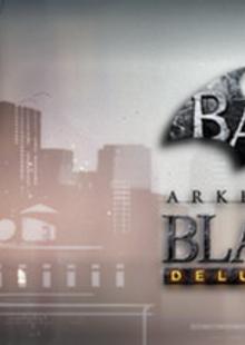 Batman Arkham Origins Blackgate Deluxe Edition PC clé pas cher à télécharger