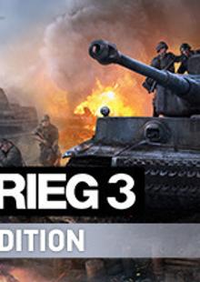 Blitzkrieg 3 Digital Deluxe Edition Upgrade PC billig Schlüssel zum Download