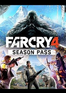 Far Cry 4 Season Pass PC cheap key to download