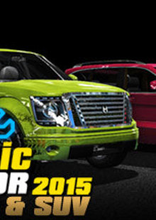 Car Mechanic Simulator 2015 PickUp & SUV PC cheap key to download