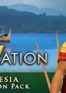 Civilization V Civ and Scenario Pack Polynesia PC cheap key to download