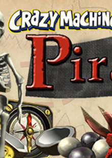 Crazy Machines 2 Pirates PC cheap key to download