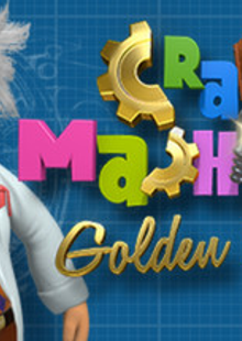 Crazy Machines Golden Gears PC cheap key to download