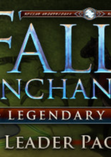 Fallen Enchantress Legendary Heroes Leader Pack DLC PC cheap key to download