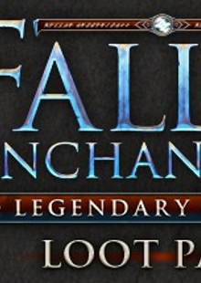 Fallen Enchantress Legendary Heroes Loot Pack DLC PC cheap key to download