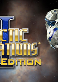 Galactic Civilizations II Ultimate Edition PC cheap key to download