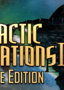 Galactic Civilizations I Ultimate Edition PC cheap key to download