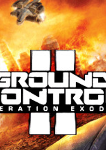 Ground Control II Operation Exodus PC cheap key to download