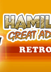 Hamilton's Great Adventure Retro Fever DLC PC cheap key to download