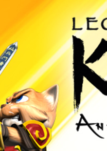 Legend of Kay Anniversary PC cheap key to download