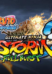 NARUTO SHIPPUDEN Ultimate Ninja STORM 3 Full Burst HD PC cheap key to download