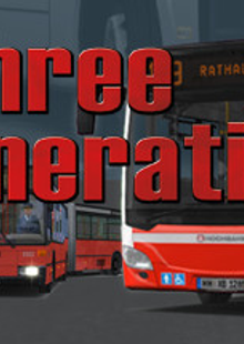 OMSI 2 Addon Three Generations PC cheap key to download