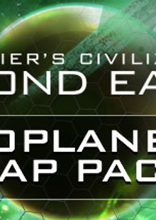Sid Meier's Civilization Beyond Earth Exoplanets Map Pack PC cheap key to download
