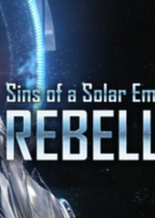 Sins of a Solar Empire Rebellion PC cheap key to download