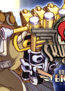 Skullgirls Big Band PC cheap key to download