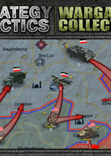Strategy & Tactics Wargame Collection PC cheap key to download