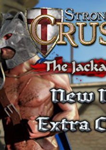Stronghold Crusader 2 The Jackal and The Khan PC cheap key to download