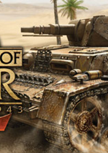 Theatre of War 2 Africa 1943 PC cheap key to download