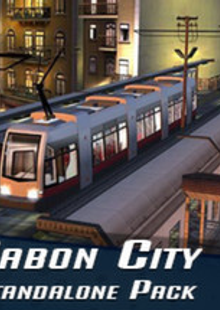 Trainz Classic Cabon City PC cheap key to download