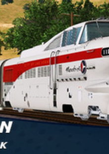 Trainz Simulator DLC Aerotrain PC cheap key to download