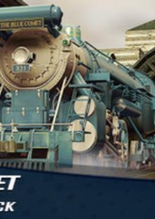 Trainz Simulator DLC Blue Comet PC cheap key to download