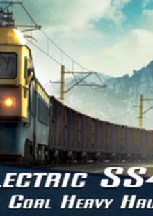 Trainz Simulator DLC SS4 China Coal Heavy Haul Pack PC cheap key to download