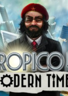 Tropico 4 Modern Times PC cheap key to download
