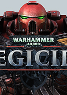 Warhammer 40000 Regicide PC cheap key to download