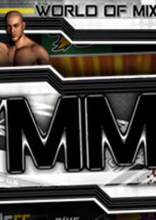 World of Mixed Martial Arts 3 PC cheap key to download