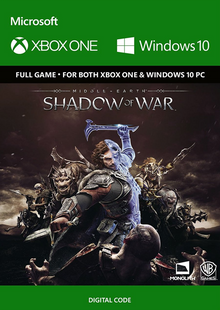Middle-Earth Shadow of War Xbox One / PC billig Schlüssel zum Download