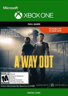 A Way Out Xbox One (UK) cheap key to download